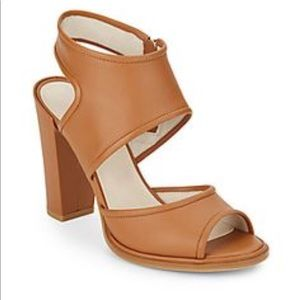 Kenneth Cole Stace Block Heel Sandals NWT
